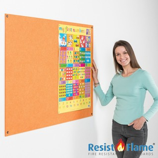 Eco-Colour™ Resist-a-Flame® Boards