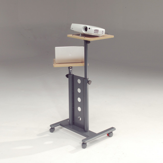 Secure MM Projector Trolley