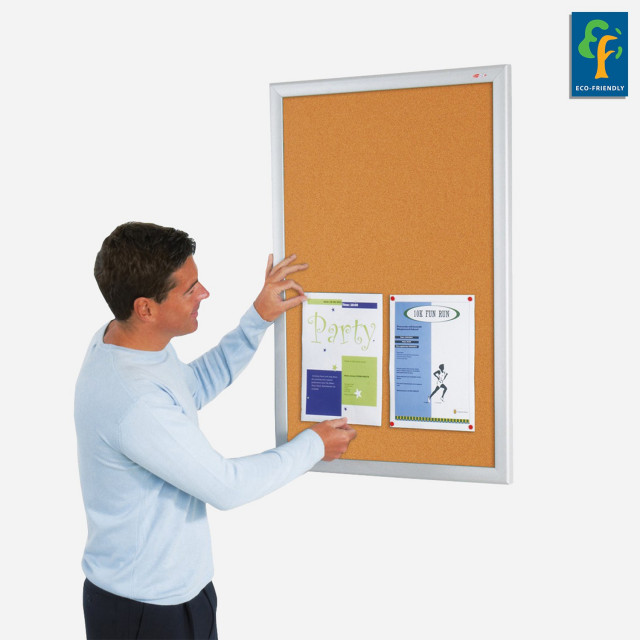 Eco-Friendly Cork Noticeboard