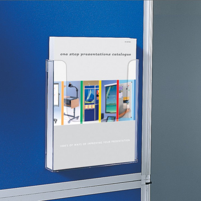 Display System Leaflet Holder