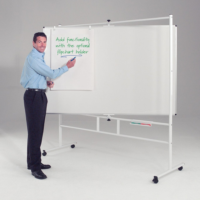 WriteAngle Revolving Whiteboard