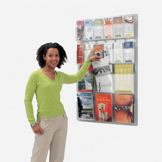 All Clear Leaflet Dispenser