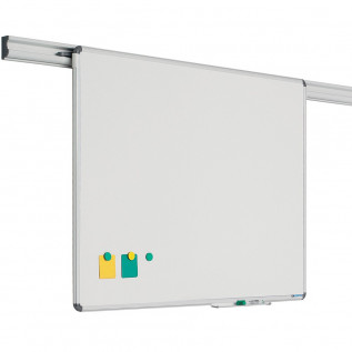 BusyRail Magnetic Whiteboard