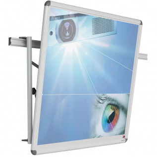 BusyRail Projection Screen
