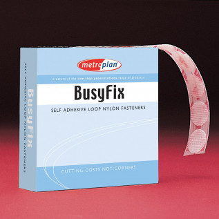 Busyfix self adhesive coins (Pack of 100)