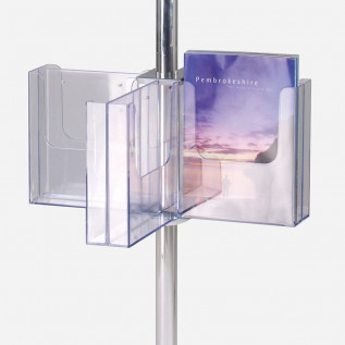 Pirouette Leaflet Dispenser