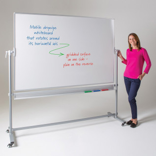 WriteOn Revolving Whiteboard