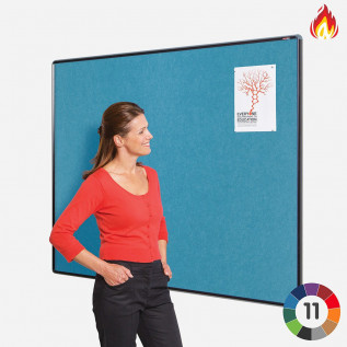 Shield Resist-a-Flame Eco-Colour Noticeboards