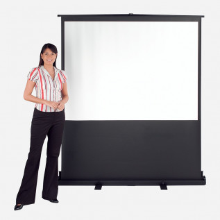 Eyeline Vertigo Scissor Floor Screen