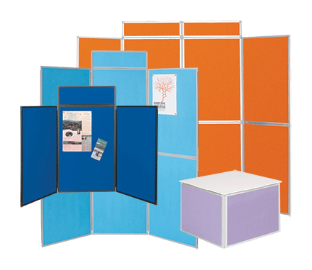 BusyFold Folding Exhibition Systems