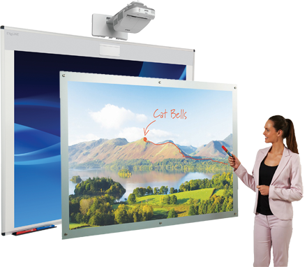 NEW Solid Projection Solutions