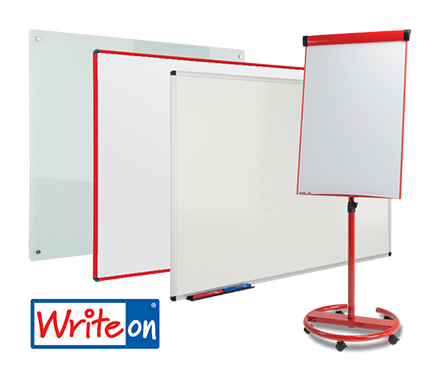 WriteOn® Whiteboards